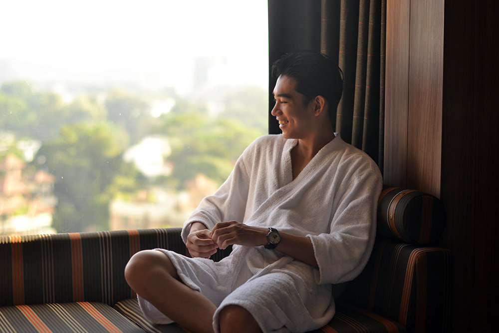 Staycation at Hotel Jen Tanglin